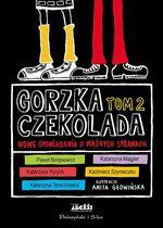 Okładka Gorzka czekolada, tom II