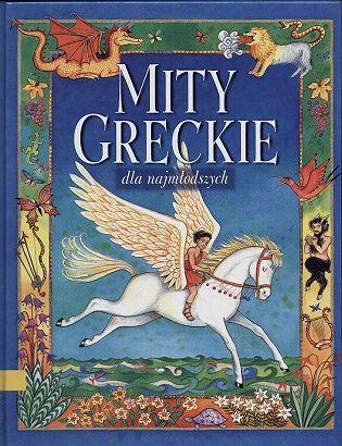 Mity greckie dla najmłodszych