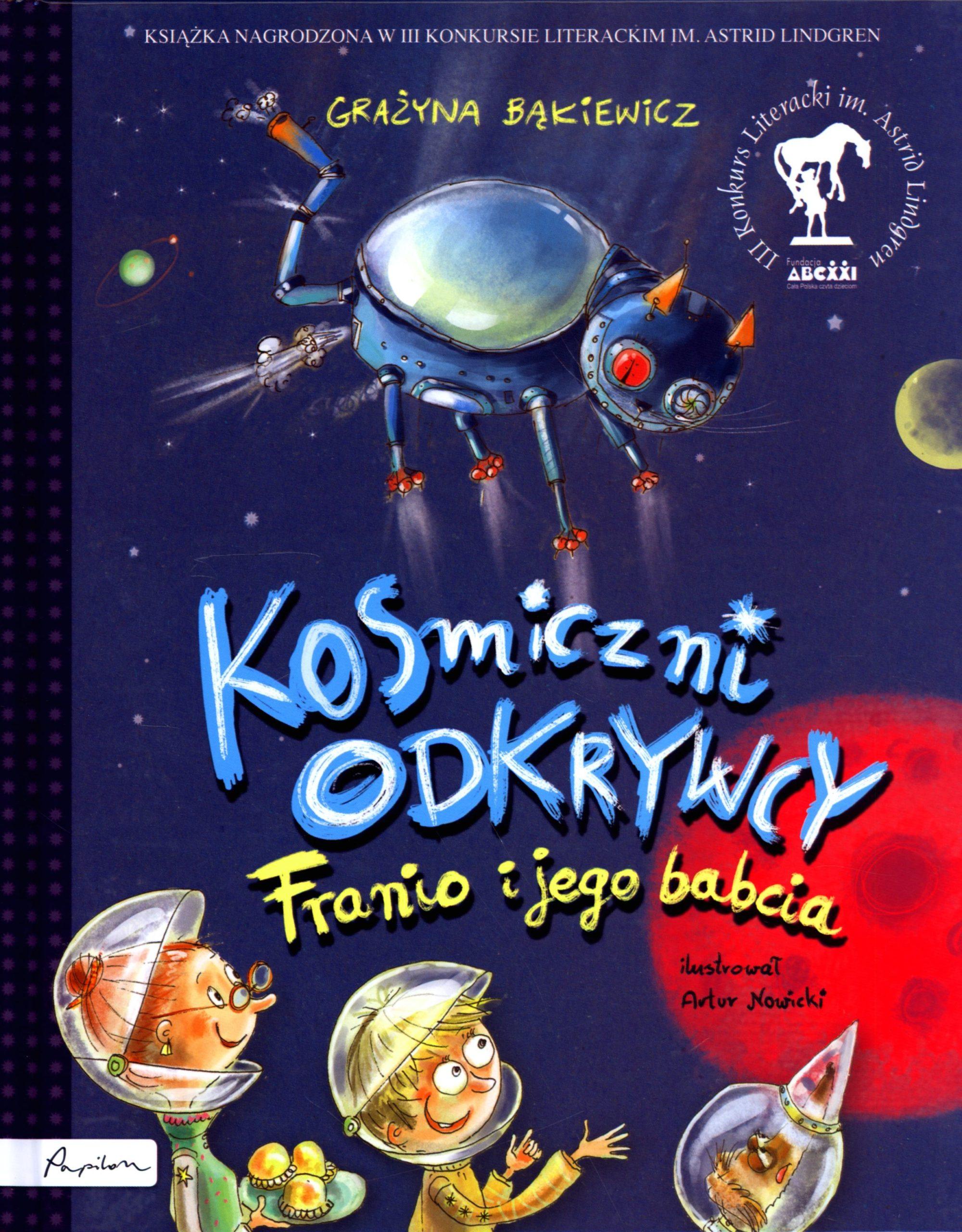 Kosmiczni odkrywcy: Franio i jego babcia