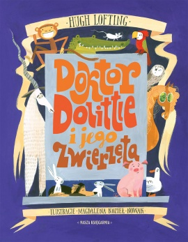 Doktor Dolittle i jego zwierzęta (seria)