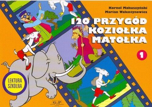 Przygody Koziołka Matołka (seria)
