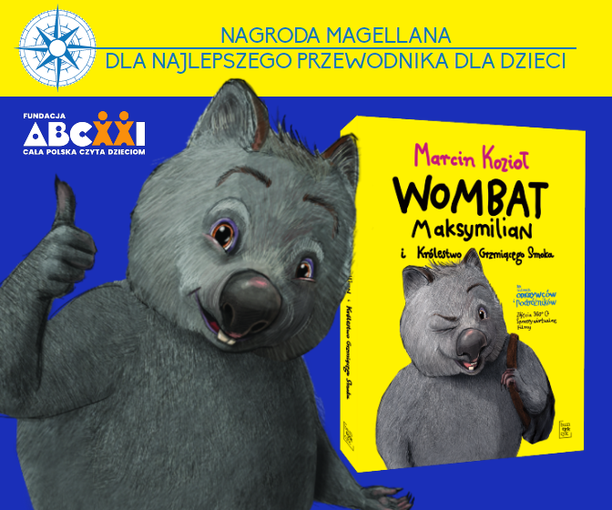 Patron Wombat Maksymilian
